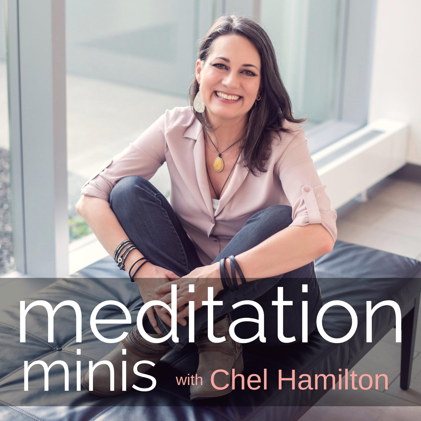 Meditation Minis Podcast Guided Meditations for Anxiety, Stress, and Sleep