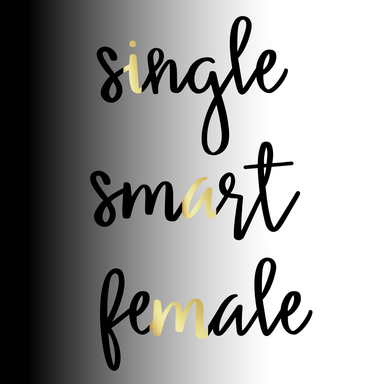 Single Smart Female