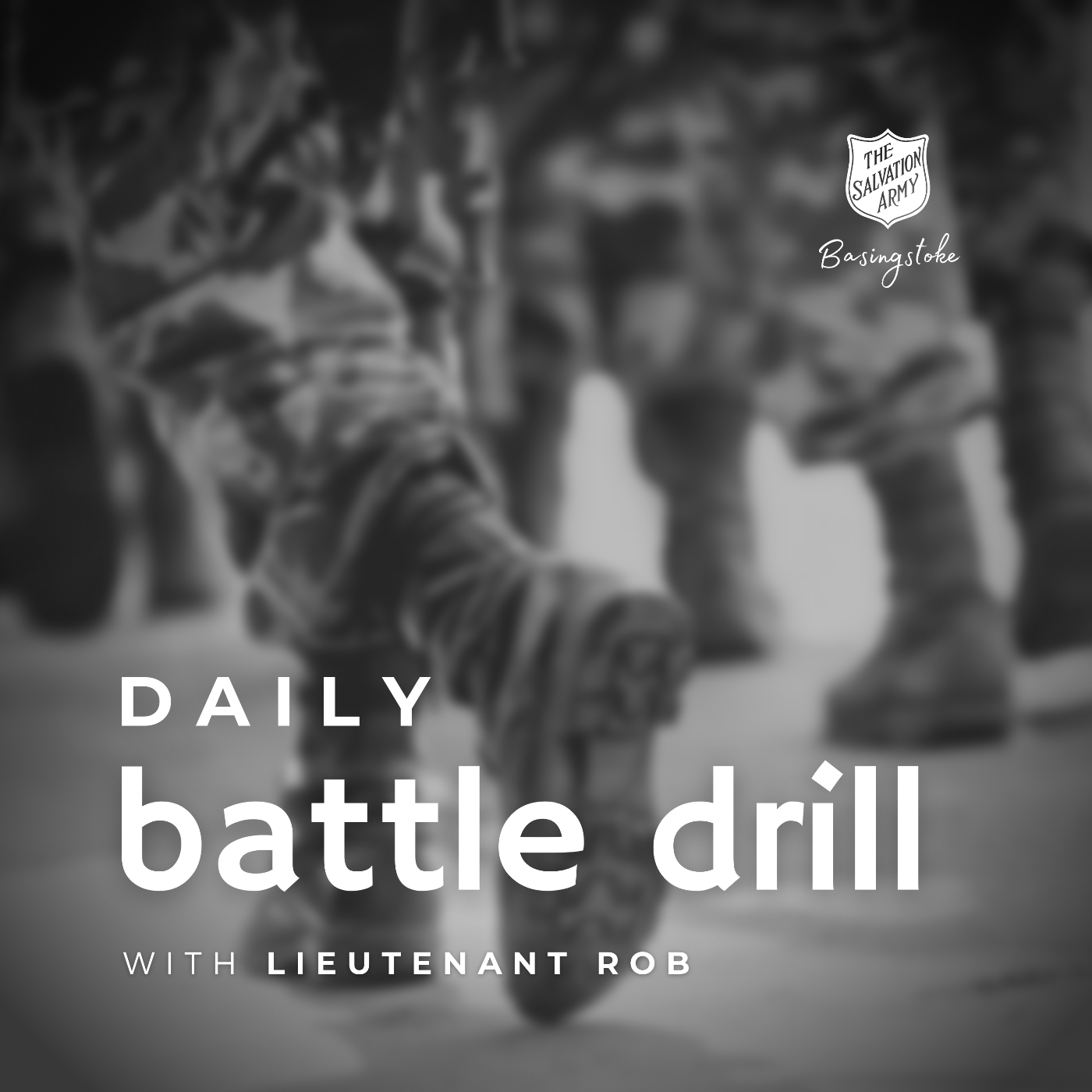 Battle Drill Daily Devotional