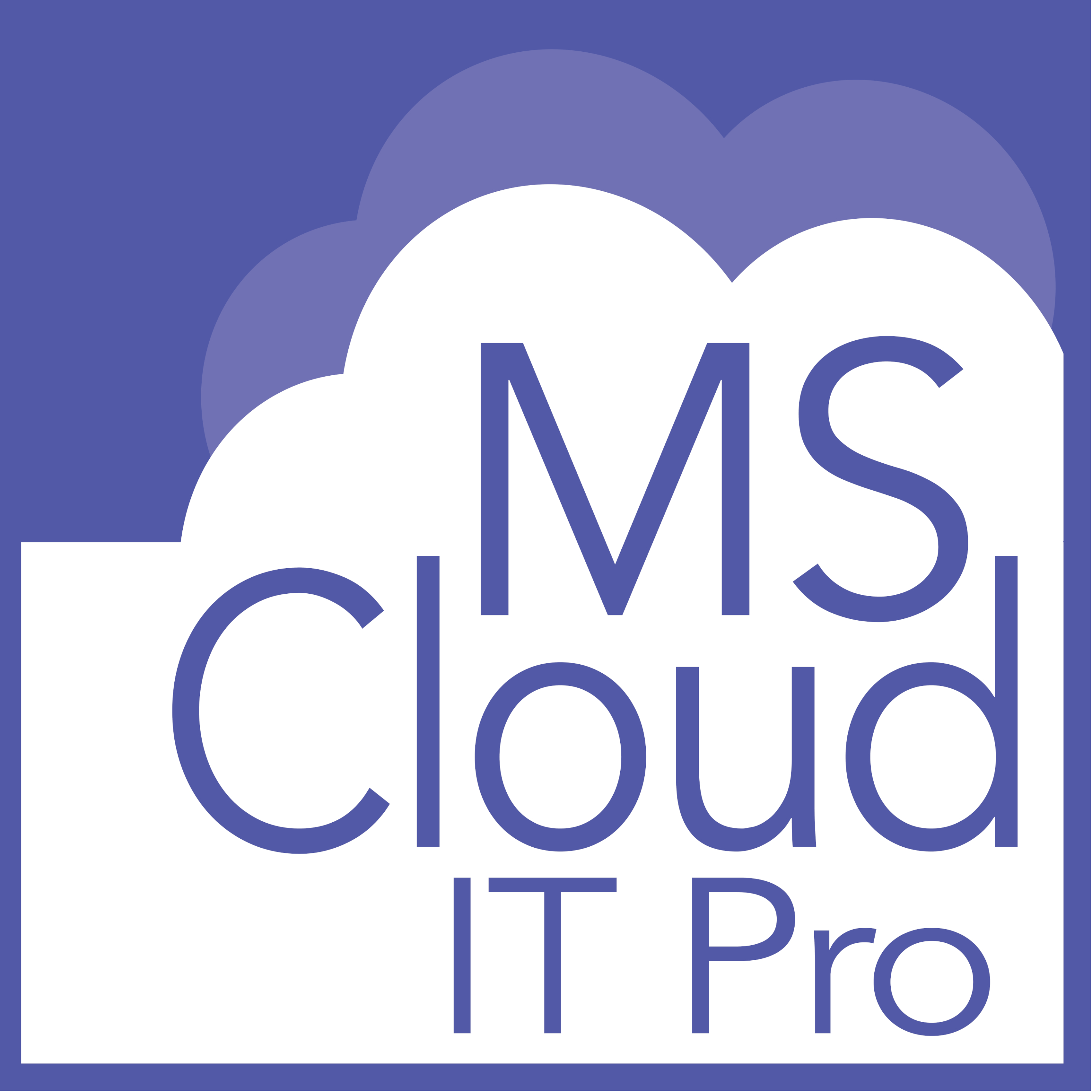 Microsoft Cloud IT Pro Podcast