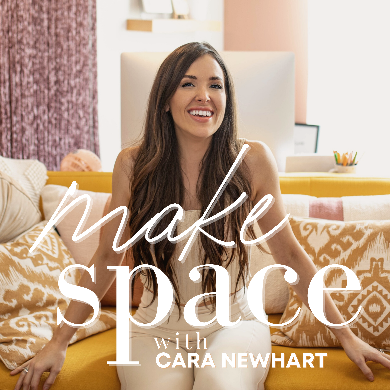 MAKE SPACE with Cara Newhart // home design & diy