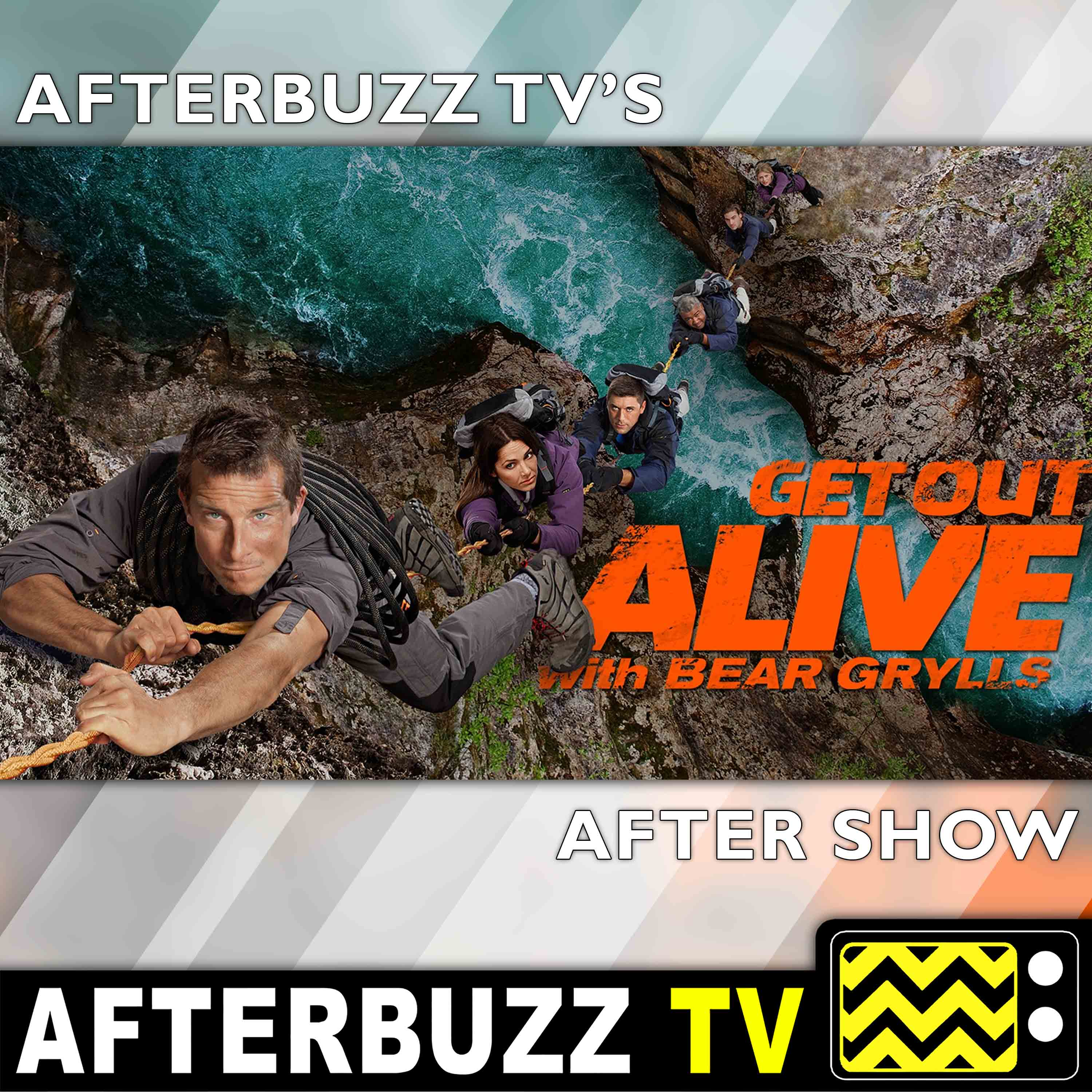 Get Out Alive With Bear Grylls Reviews and After Show