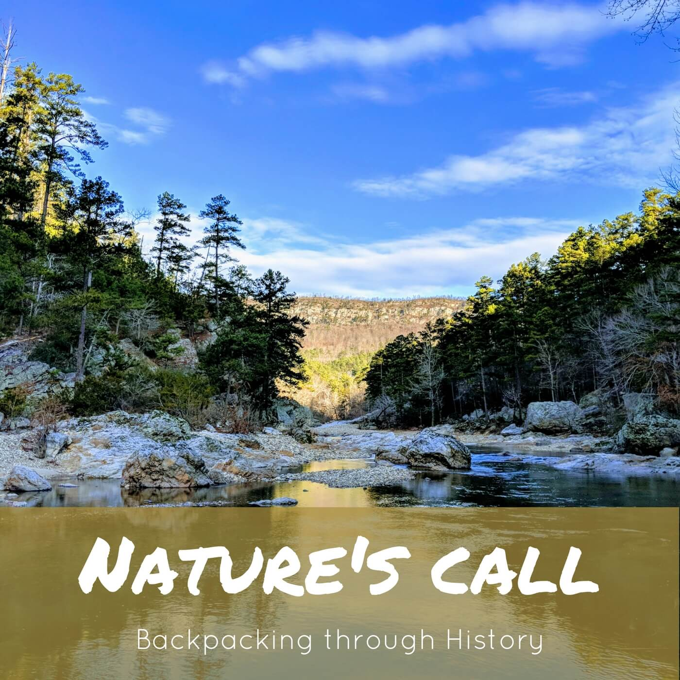 Nature's Call: Backpacking Through History