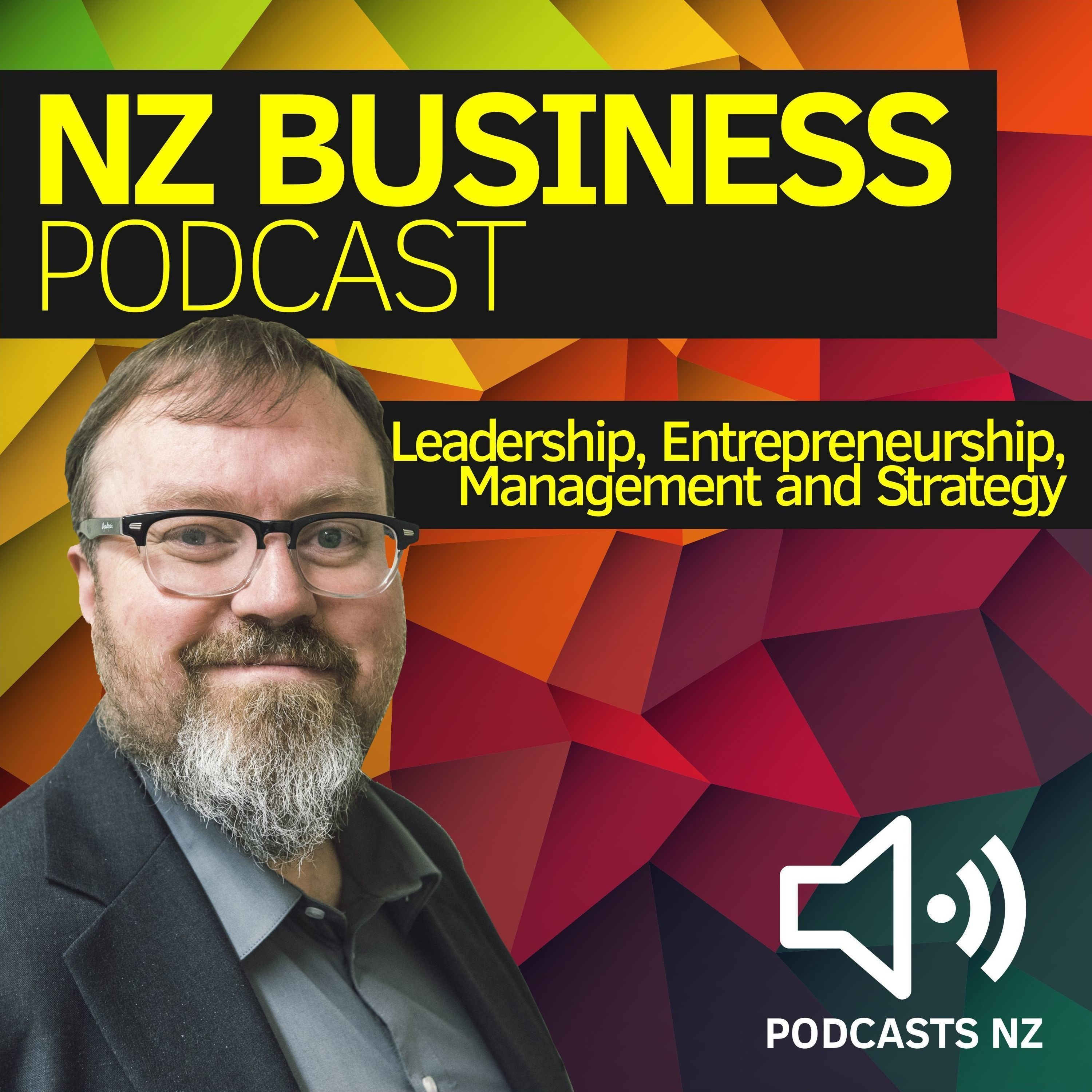 NZ Business Podcast - Paul Spain