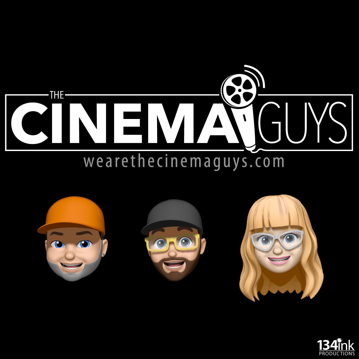 The Cinema Guys   We Love Movies!