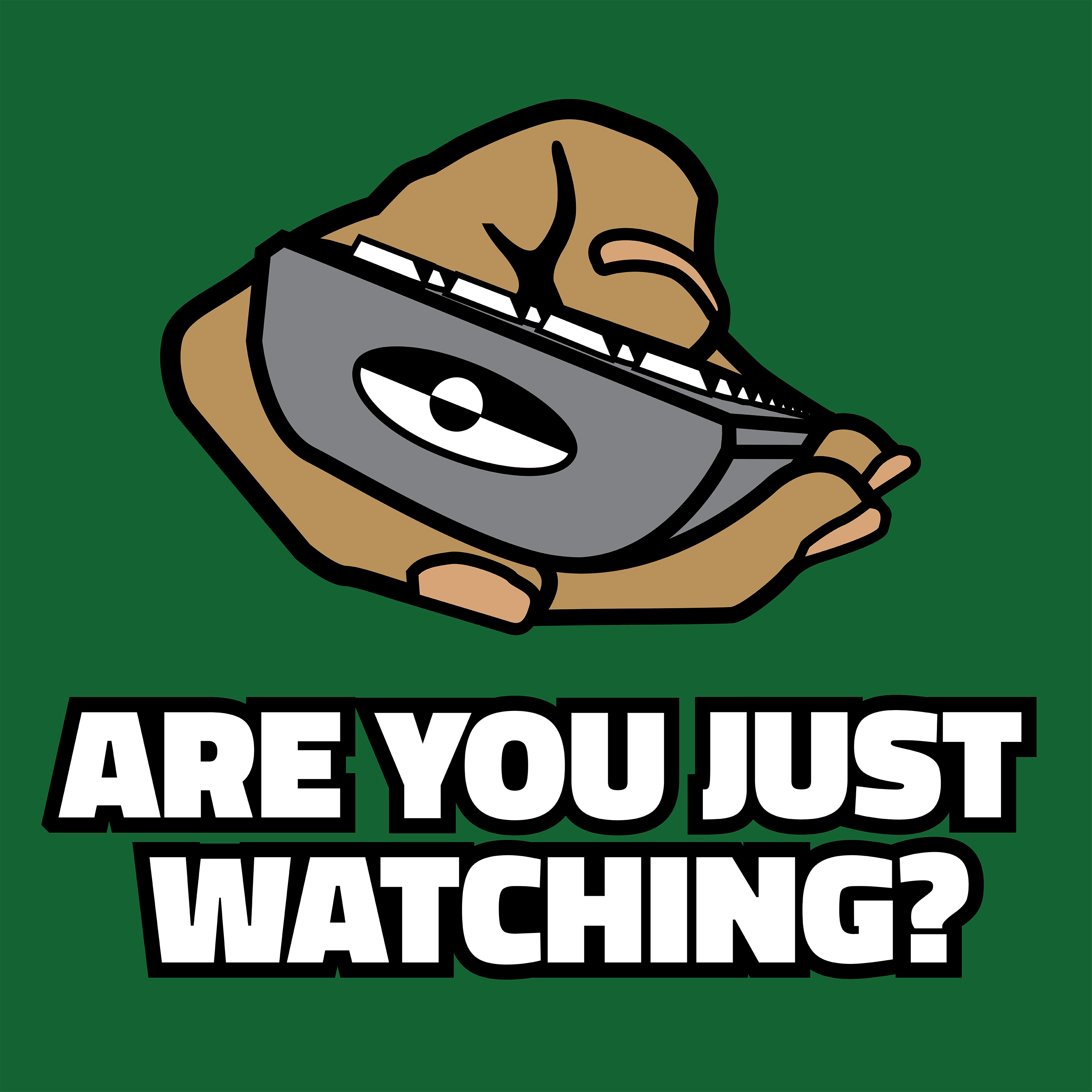 Are You Just Watching?